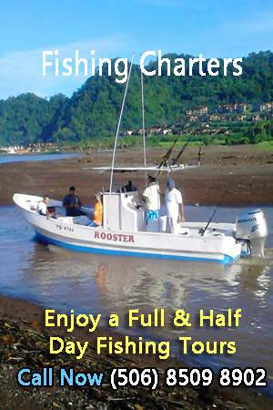 SportFishing Charters in Costa Rica