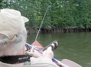 Mangrove Fishing Tours Costa Rica