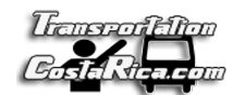 transportation costa rica website